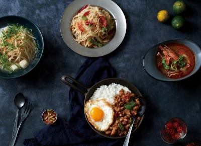 本格タイ料理を提供しているカフェレストランでホールスタッフとして活躍しませんか!