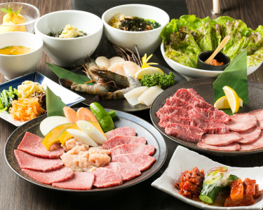 当店は宮古島・シギラリゾート内にある焼肉レストランの姉妹店。
