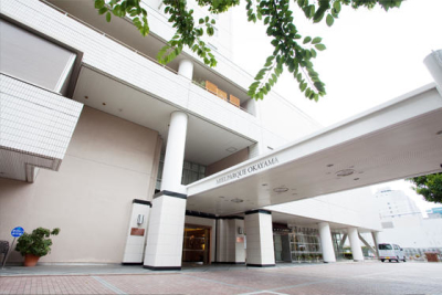 情緒あふれる町、岡山で心癒す充実のおもてなしをする「ホテルメルパルク岡山」