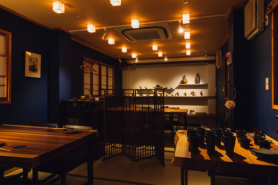 伊勢海老と日本ワインに拘った創作鉄板ビストロで料理長候補を募集!