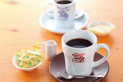 """""""昔ながらの喫茶店""""をコンセプトにしたくつろぎのお店。"""