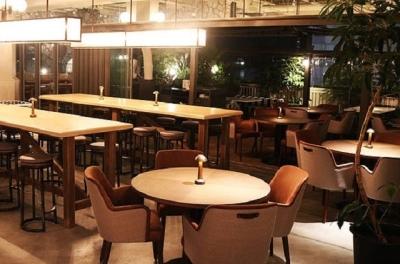 地元を盛りあげるベンチャー企業!さまざまなカフェや洋食レストランを運営しています◎