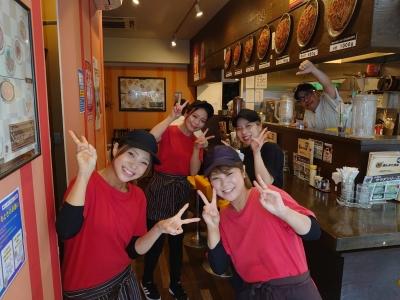 ◆あんかけスパ専門店4店舗でスタッフを募集!◆8月には新店をOPEN!