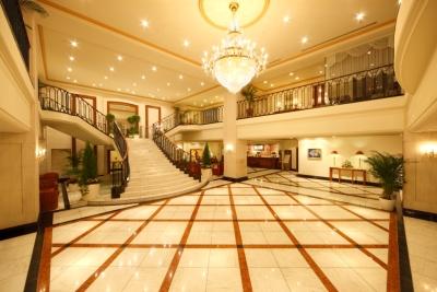 国内外から多くの方が訪れる当ホテル。洗練されたサービスを心がけています。