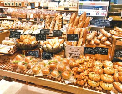 パンが好きな方から将来独立をめざす方まで幅広く募集しています!