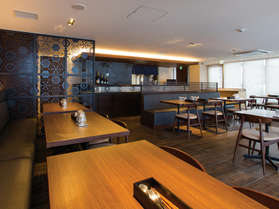 ミシュランガイド北海道2017特別版で、3レッドパビリオンを獲得したホテルがあなたの活躍の舞台です。