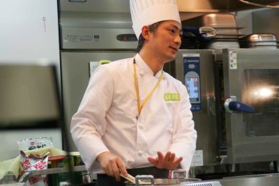ホテルやレストラン等の飲食業での調理経験を活かせるお仕事です!