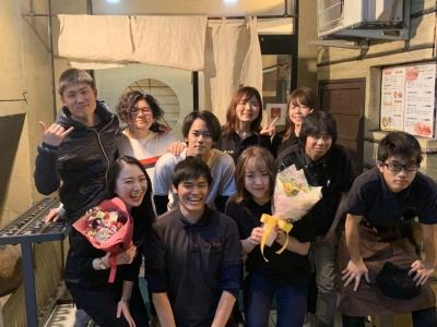 『肉匠紋次郎 蒲生店』でホールスタッフ募集中!