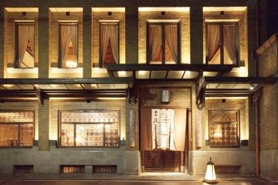 京都景観賞を受賞した、建物外観