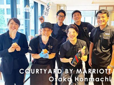 《世界的ブランドのホテル》経験が浅い方も大歓迎致します◎東証一部上場のグループ企業だから安定感のもと長く働けます!★月8日~休み