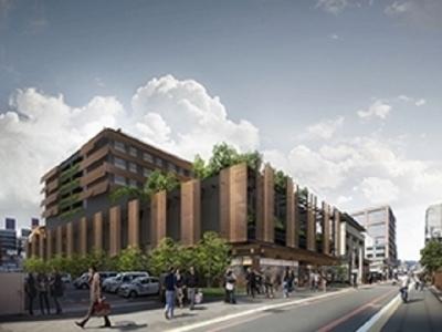 京都の新スポットとして注目度抜群。2020年4月に開業する新たなホテル!