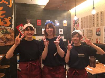 金沢駅直結の金沢フォーラム内にある「5代目けいすけ」でアルバイトスタッフ募集!