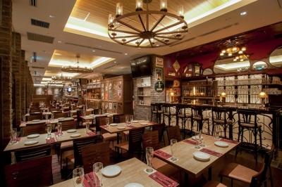 世界のビールと料理がラインナップされるビアレストランで、キッチンスタッフとしてご活躍を!