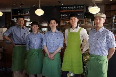 カフェ、ベーカリー、イタリアンが好きな方、大歓迎♪やさしい先輩たちが未経験者にもていねいに指導☆