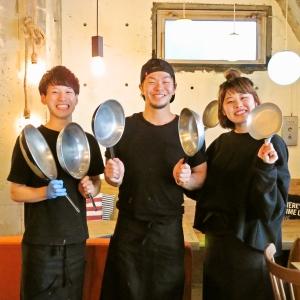 大人が子供にもどれる秘密基地。リゾットカフェ「東京基地」でキッチンスタッフを募集します!