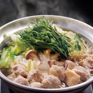 福岡名物・水炊き。調理や店舗運営など、できることが増えるたびに、着実に等級がアップするシステムです。