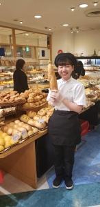 優しい先輩がていねいにお教えします!まずは「ケーキやパンが好き」という志望動機でOK♪