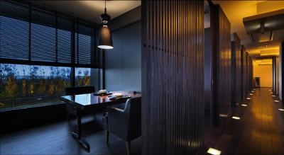 レストランは朝食もご提供。落ち着いた和モダンの和室にてゆったりとお楽しみいただいています。