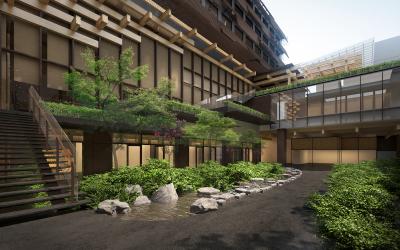 <2020年4月開業のホテル>京都の新スポットとして話題を集めています。