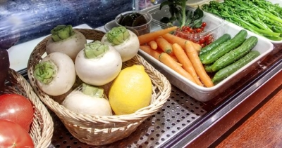 オーガニック・有機野菜に興味がある⽅お待ちしています。