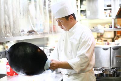 様々な調理にチャレンジし一流の料理人を目指してください