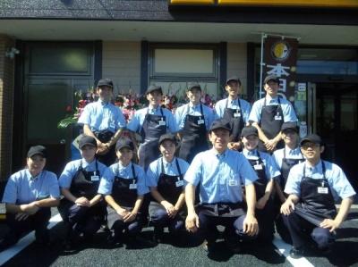 愛知県内に「カレーハウスCoCo壱番屋」の優良FC店を8店舗展開しています。