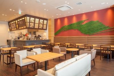 京都市内の和風カフェ2店舗でマネージャー候補の募集です!