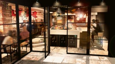 最高の空間作りこそが、料理とサービスの完成度を高めます