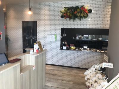 2020年8月1日オープンしたばかり!カフェのようなオシャレなお店です!