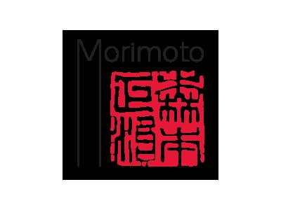 統括料理長、商品・業態開発、SVなど幅広いキャリアアップがめざせます ※画像はMorimotoのロゴ