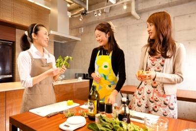 20~30代に人気の料理教室で、レッスンの講師になりませんか?