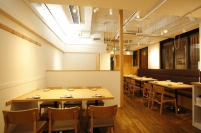 日本酒ファンのお客様が集まるお店です