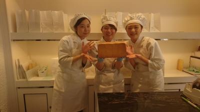 高級食パンにこだわるベーカリーで、パン製造スタッフを追加募集!