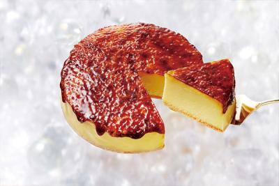 焼き加減をオーダーできる、チーズタルト専門店!パティシエ経験活かし、おどろきとトキメキの輪を広げよう