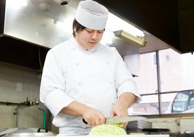 調理師の資格と大量調理の実務経験者を募集★資格や経験を活かすチャンス!