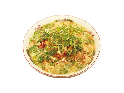 辛口ネギラーメンは、大人向けの辛さが後を引く、人気商品です。
