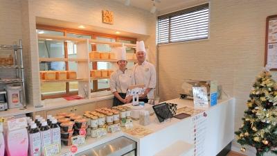 焼き立て食パン専門店「一本堂」の新宿本店で、店長業務&製パン指導をお任せします!