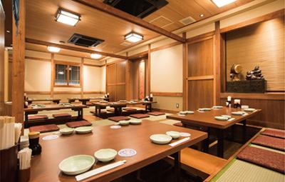 帯広・札幌市で展開する居酒屋、計4店舗で、新メンバーを大募集!