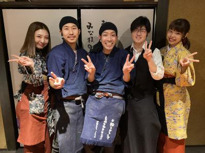愛知・小牧で地元の人に支持される和食ダイニングで、ご活躍を!