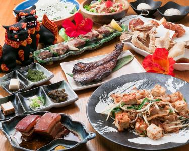 気さくな雰囲気の沖縄料理店で、楽しくお仕事しませんか♪<未経験者OK>ランチタイム入れる方、急募☆