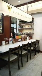 千葉駅スグ!百貨店内にあるカフェ併設のコーヒー豆専門店!