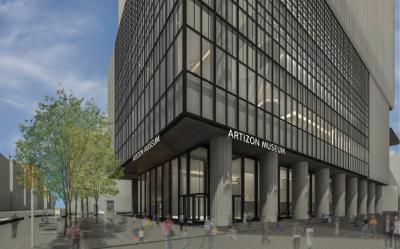 ブリヂストン美術館が2020年1月に新装オープン!その1階に新たにオープンするレストラン・カフェ。