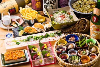 未経験者も大歓迎!イチからお教えします!創作和食・居酒屋を展開しています。