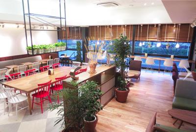 京都にある有名ベーカリーが手掛けるベーカリーレストラン!