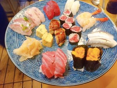 神楽坂で創業60年以上。長く愛されている寿司店で、調理スタッフを募集します。