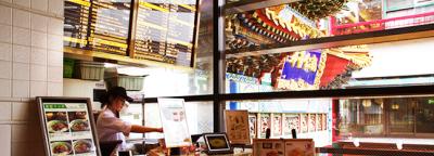 130余年の歴史を持つ、本格的な広東料理が味わえる老舗中華料理店が母体のカジュアルレストラン