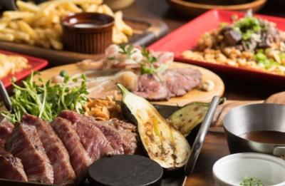 大阪・梅田&難波にある肉バル3店舗◎TVや雑誌などでも紹介多数の人気店♪