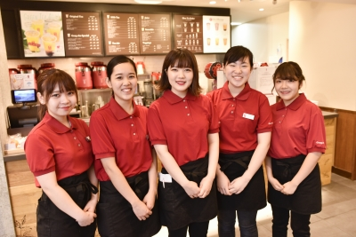 全世界1,500店舗を展開する台湾ティーカフェ「Gong cha 貢茶」で、新メンバー募集!