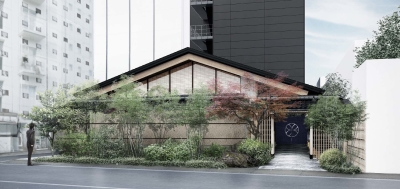 『ONSEN RYOKAN YUEN SHINJUKU』では、箱根から運ぶ源泉の湯を楽しめます。