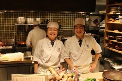 中央フードサービス株式会社 『和菜旬菜うおまん』
